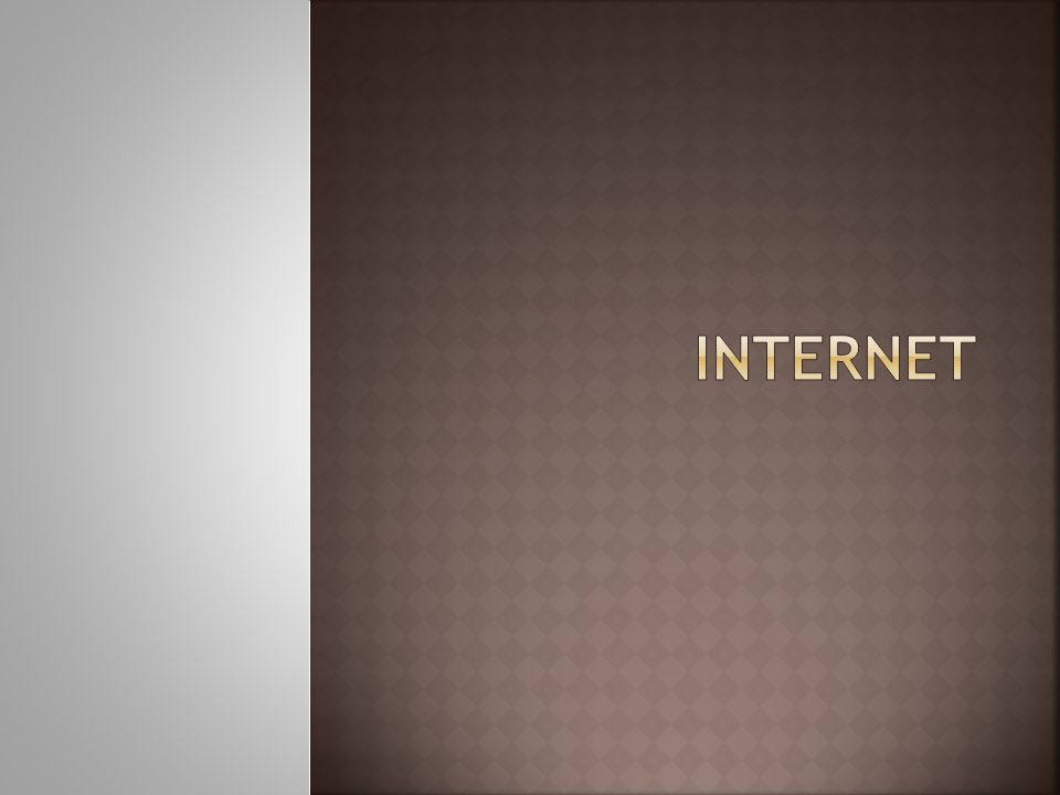 Qual é o lado positivo e o lado negativo da internet.