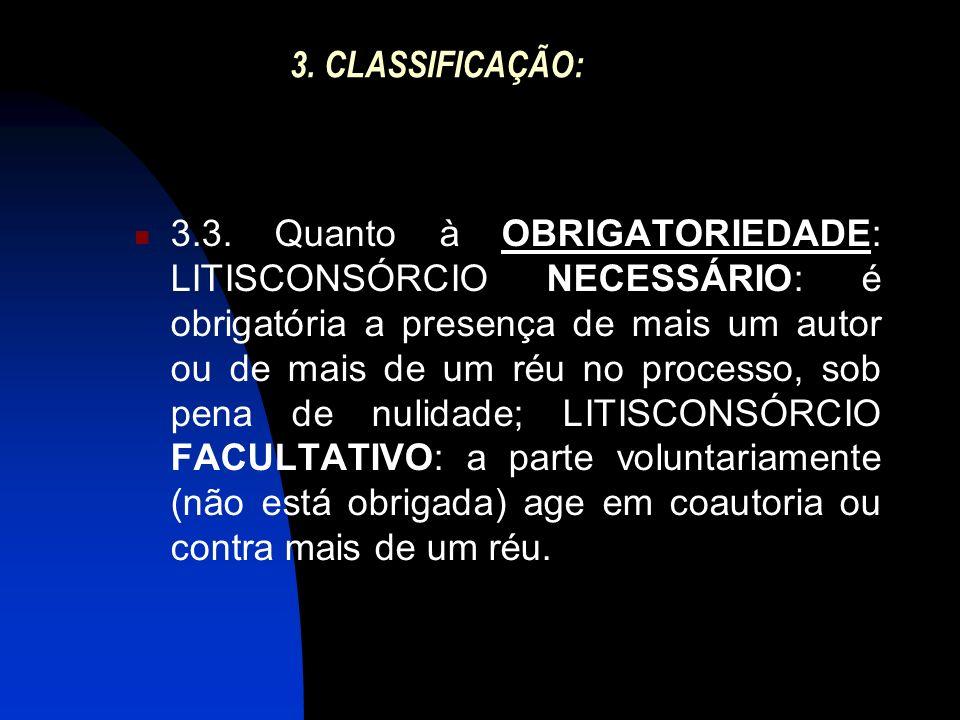 3.CLASSIFICAÇÃO: 3.4.