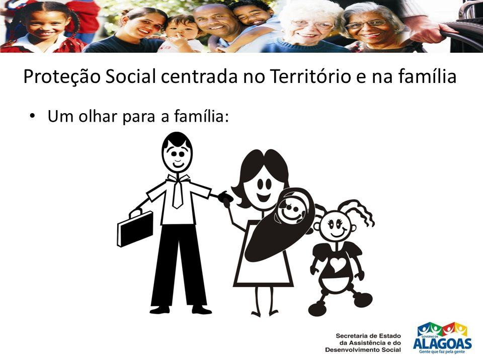 Proteção Social Básica A Proteção Social Básica tem caráter preventivo e processador de inclusão social.