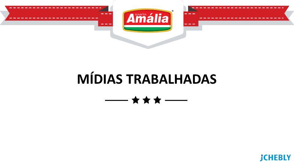 MÍDIAS TRABALHADAS