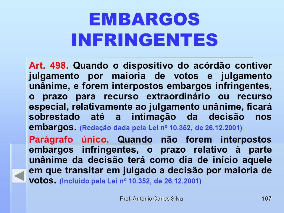 Prof. Antonio Carlos Silva106 LITISCONSÓRCIO MULTITUDINÁRIO Art. 46. Duas ou mais pessoas podem litigar, no mesmo processo, em conjunto, ativa ou pass