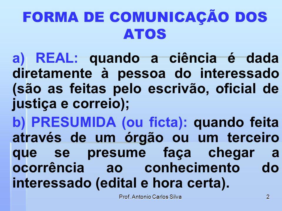 Aspectos Práticos da Comunicação dos Atos Processuais e da contagem de Prazo. ESMAL – Escola Superior da Magistratura de Alagoas
