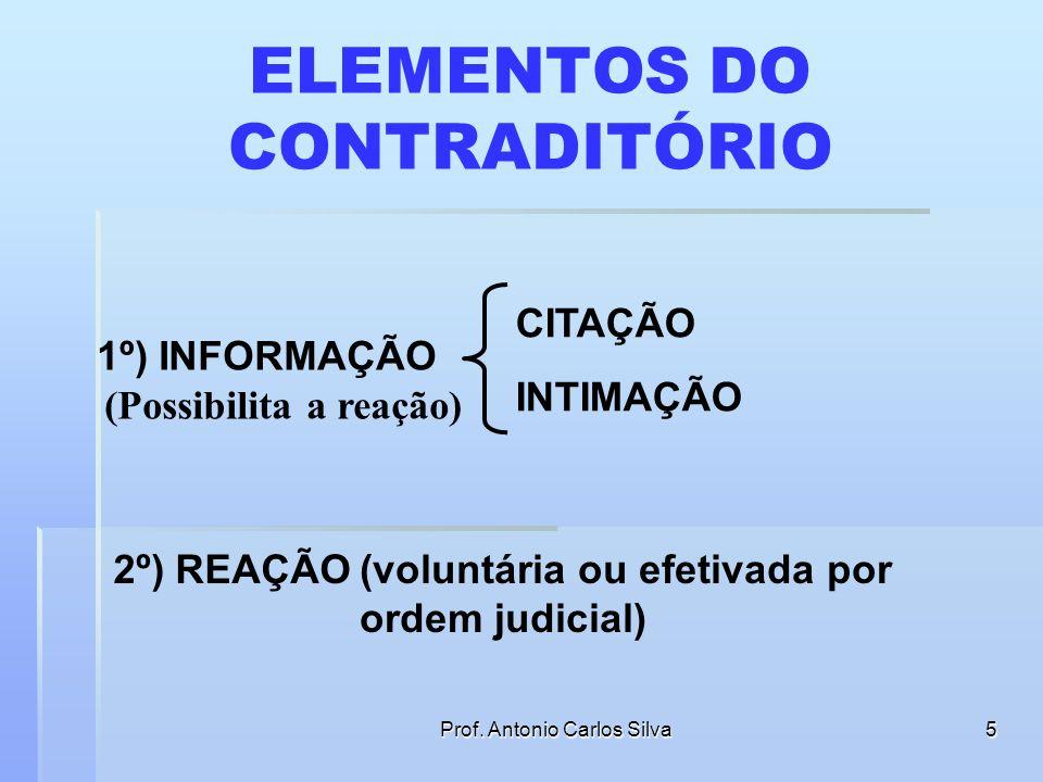 Prof. Antonio Carlos Silva4 a) DE ORDEM: destinadas pelo Tribunal a juiz que lhe for subordinado; b)ROGATÓRIA: dirigida à autoridade judiciária estran