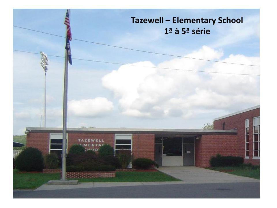 Tazewell – Elementary School 1ª à 5ª série