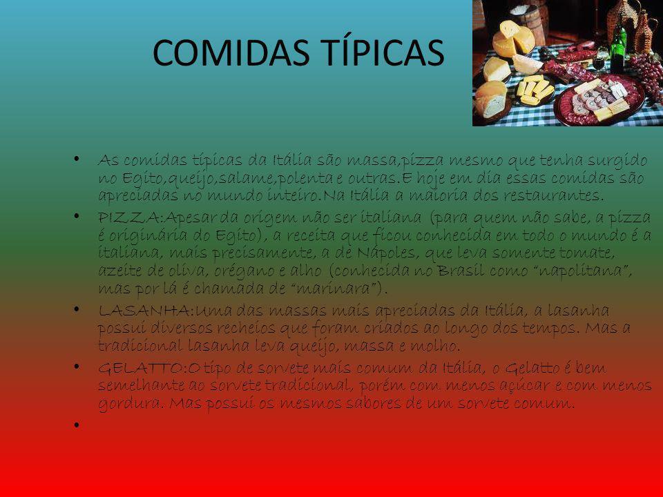 DANÇAS A Tarantella é uma dança folclórica animada feita para um distinto estilo musical otimista.