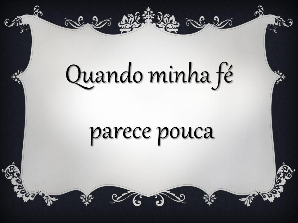 PALAVRA DE PODER Ministério Casa Nova