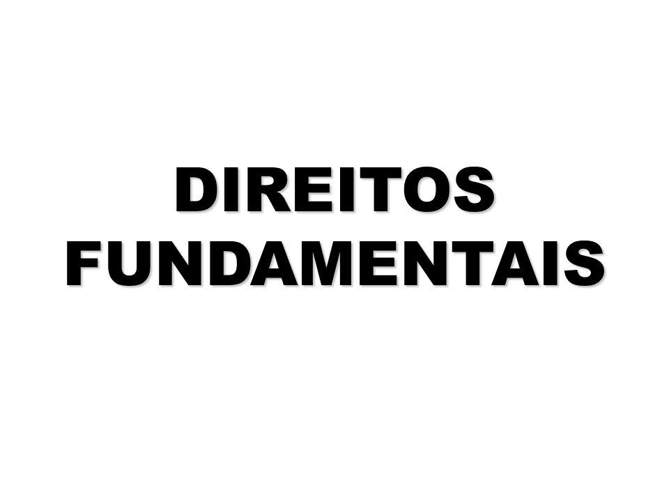 Qual a diferença entre direitos fundamentais e garantias fundamentais.