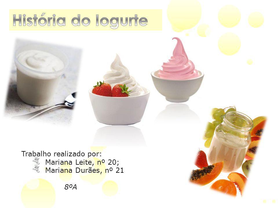 O que é o Iogurte??.