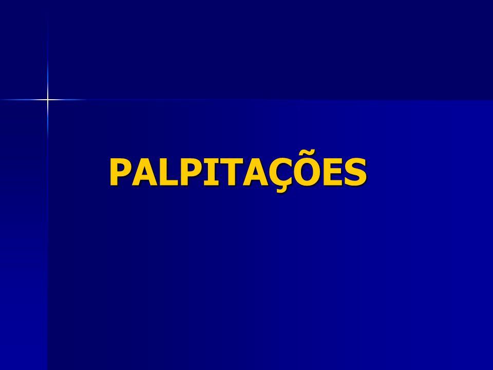 PALPITAÇÕES