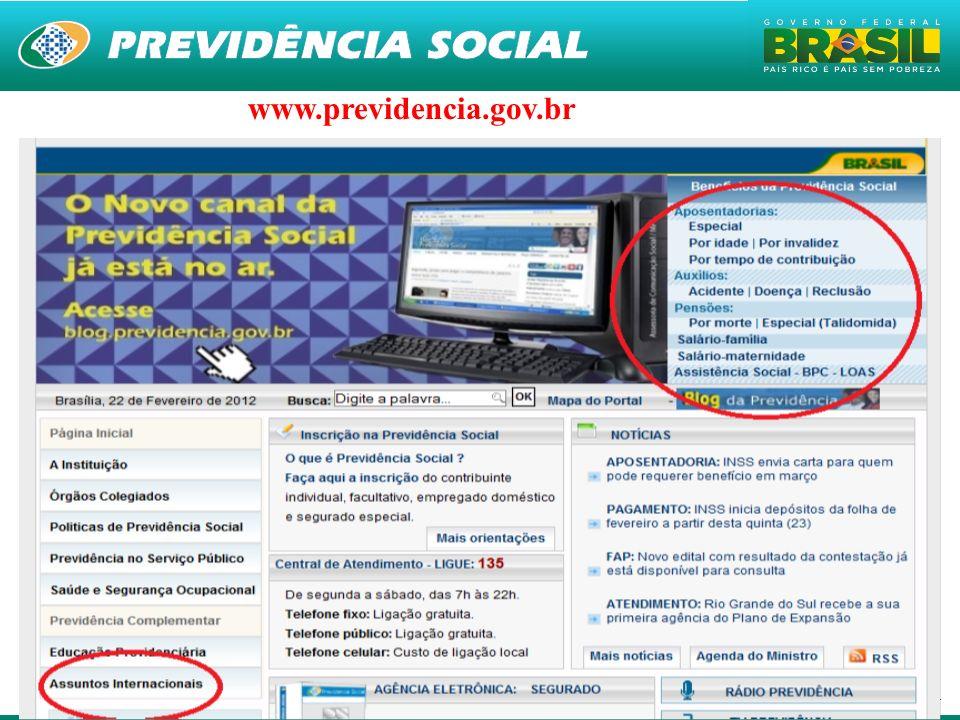 24 www.previdencia.gov.br