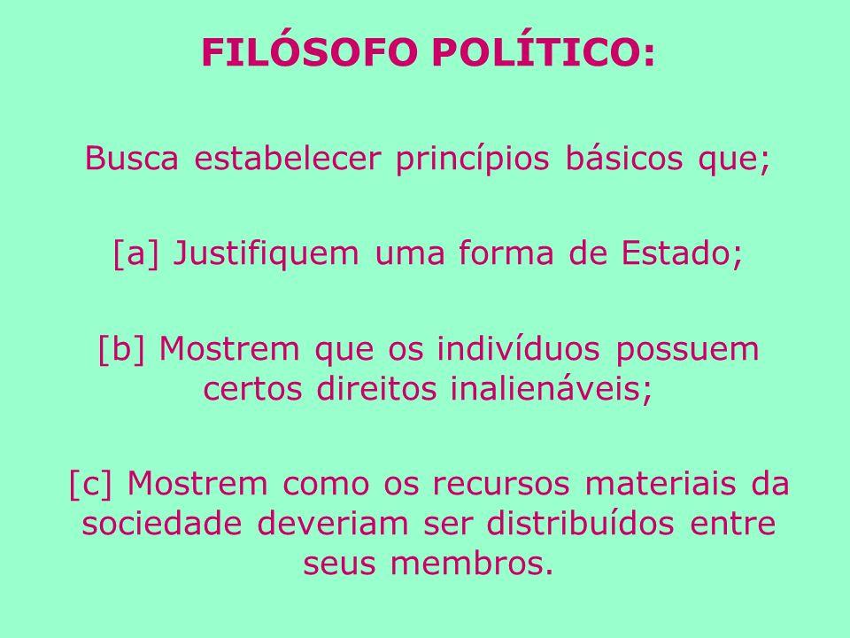 PONTO 6: INDIVIDUALISMO, JUSTIÇA E FEMINISMO FONTES: Antônio Paulo COSTA.
