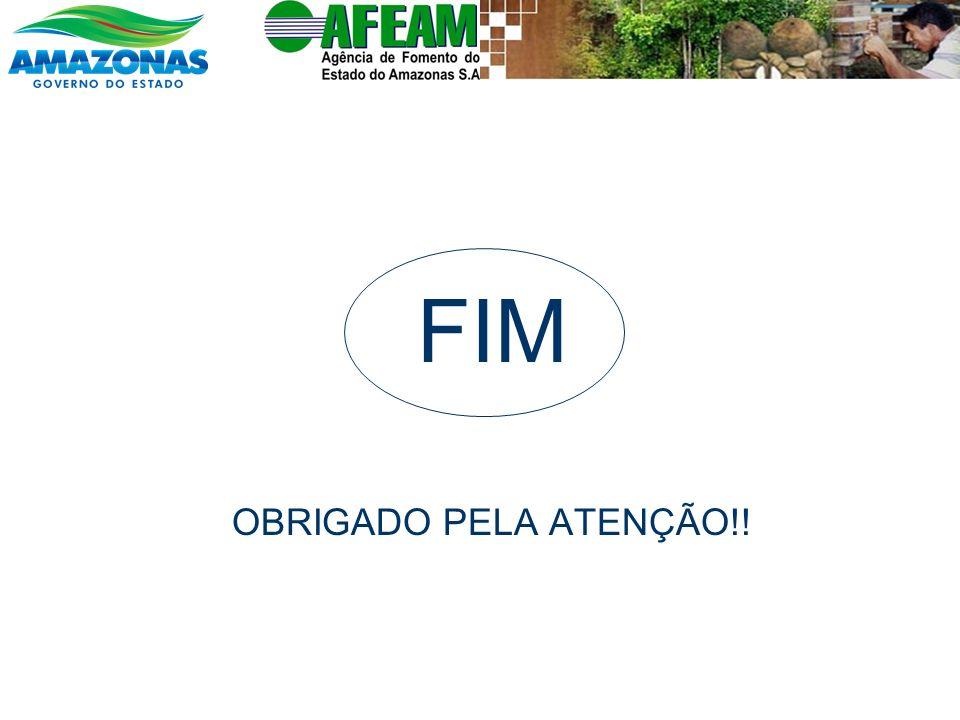 FIM OBRIGADO PELA ATENÇÃO!!