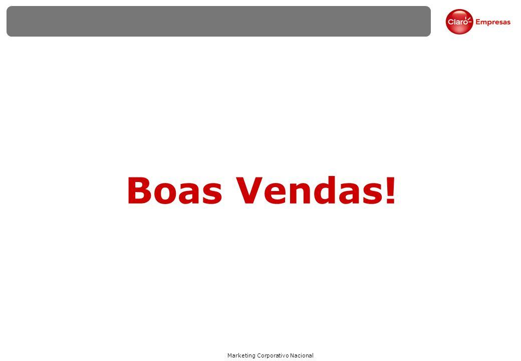 Marketing Corporativo Nacional Boas Vendas!