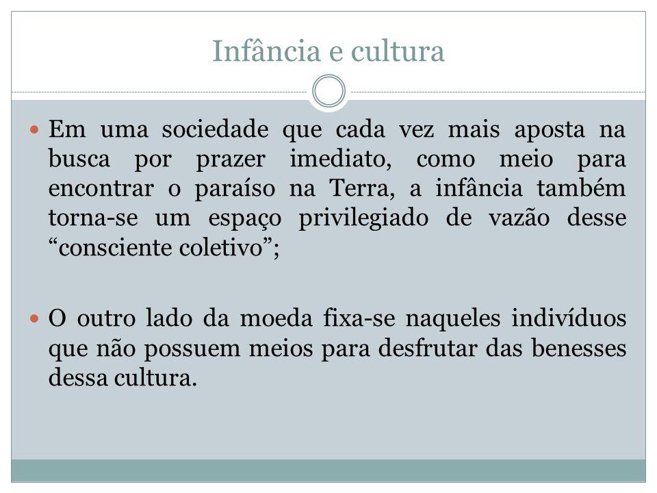 Atividade 2 A luz do que foi discutido, como e qual tipo de cultura deve ser propiciada às crianças nos dias de hoje?