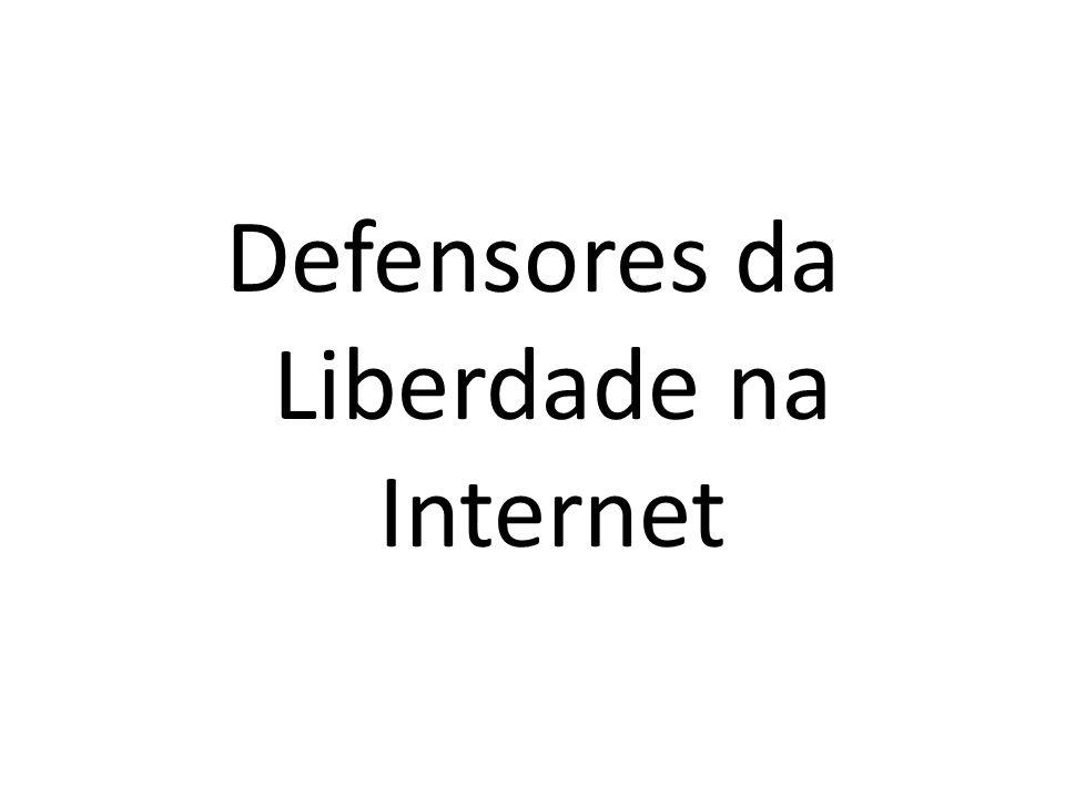 Defensores da Liberdade na Internet