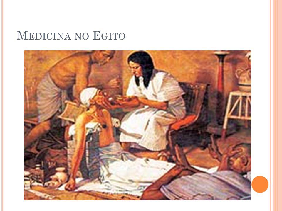 M EDICINA NO E GITO