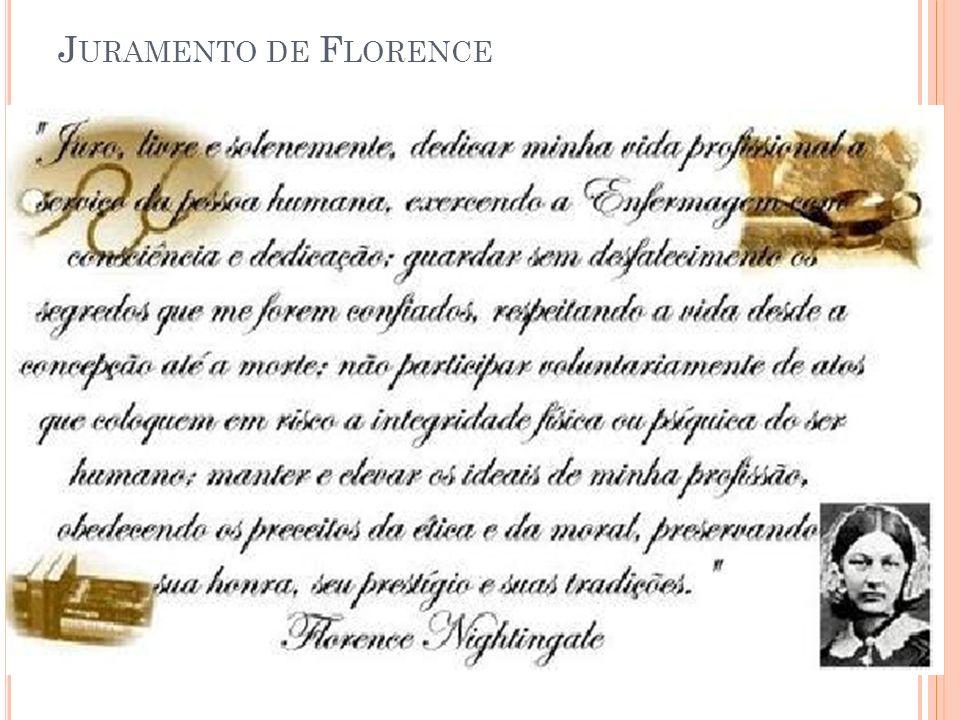J URAMENTO DE F LORENCE