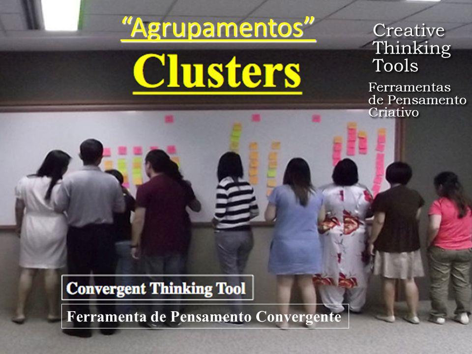 Creative Thinking Tools Creative Thinking Tools Ferramenta de Pensamento Convergente Ferramentas de Pensamento Criativo Ferramentas de Pensamento Cria
