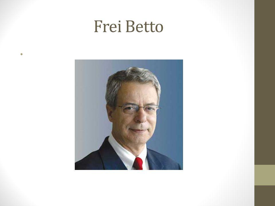 (Belo Horizonte, 25 de agosto de 1944) é um escritor e religioso dominicano brasileiro.