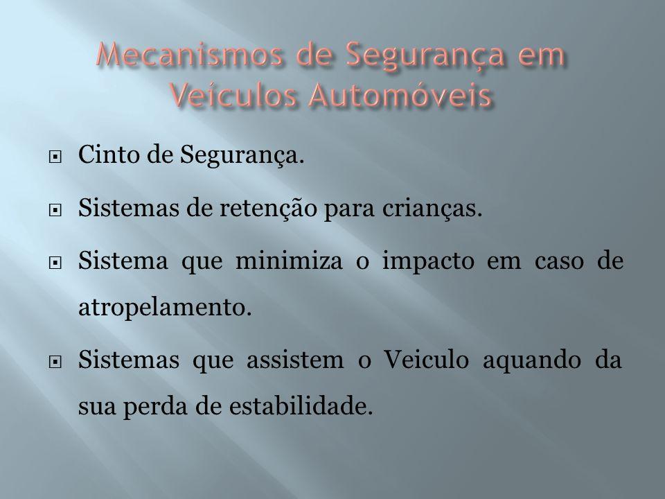 Quando o carro sofre um grande impacto, vários sensores dispostos em partes estratégicas do veículo (frontal, traseiro, lateral direito, lateral esquerdo, atrás dos bancos do passageiro e motorista, tipo cortina, no forro interno do carro) são accionados emitindo sinais para uma unidade de controle que por sua vez verifica qual o sensor que foi atingido e assim acciona o airbag mais adequado.