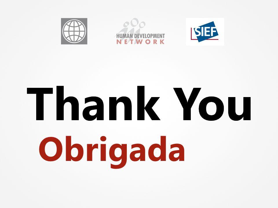Thank You Obrigada