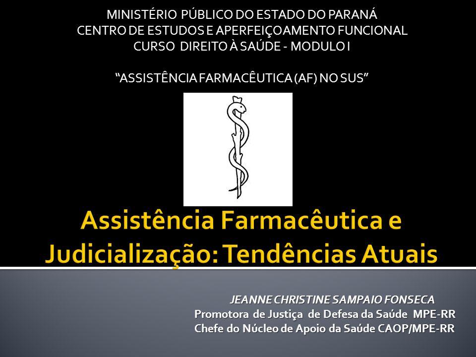 4- A assistência farmacêutica por meio do SUS compreende os medicamentos essenciais (RENAME) e os medicamentos excepcionais constantes das listas elaboradas pelo Ministério da Saúde.