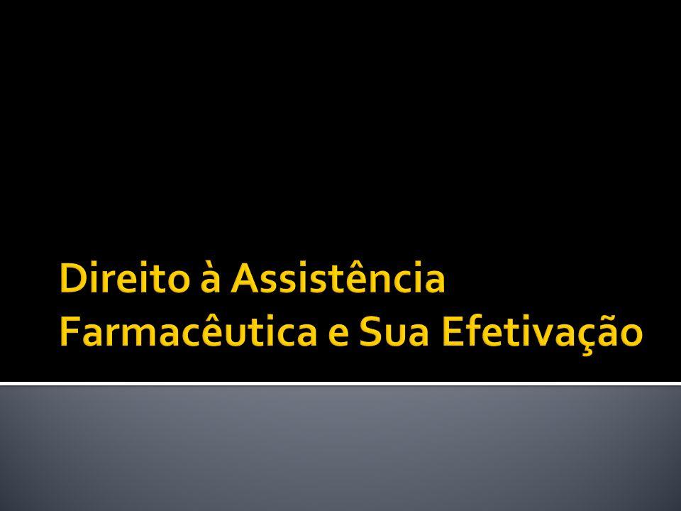 3- A atuação do Judiciário em matéria própria da Política Nacional de Medicamentos e Assistência Farmacêutica deve ser restrita a situações excepcionais e quando atendidos requisitos específicos.