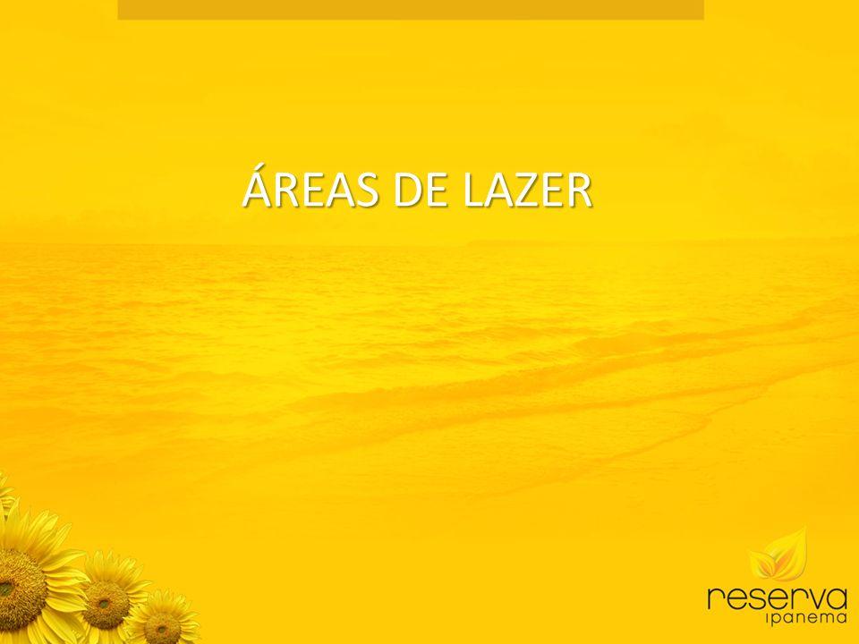 ÁREA DE LAZER Setor 01