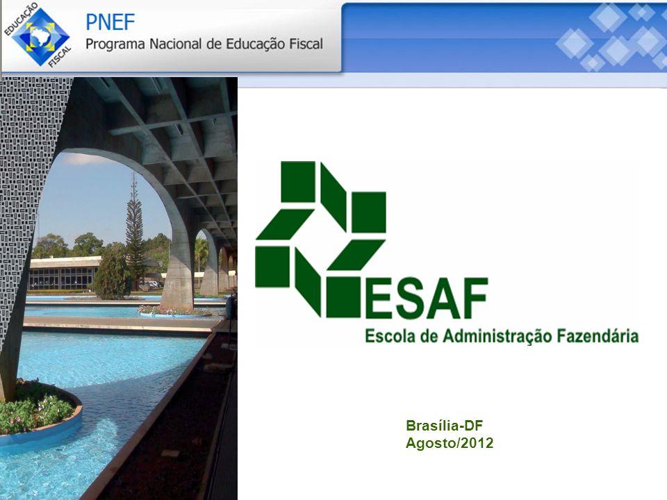 Título da Apresentação Brasília-DF Agosto/2012