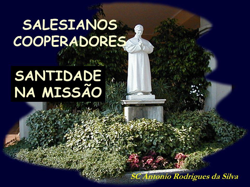 51 O Dom Bosco que os jovens precisam é o Dom Bosco dos momentos de emergência, o Dom Bosco que arregaça as mangas....