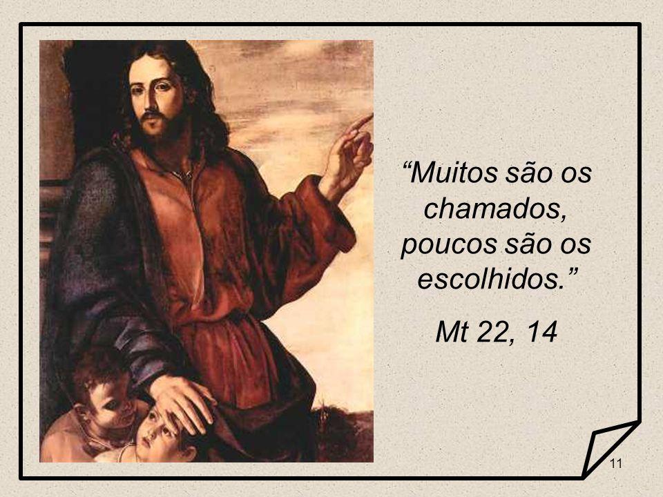 10 Ninguém se santifica sem discernir, Identificar, acolher e assumir a missão que lhe é atribuída.