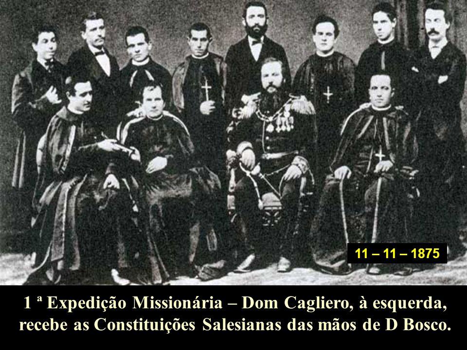 18 Salesianos Cooperadores, chamados, pois, a ser Missionários Salesianos, busquemos na origem a força do carisma que nos incita e da espiritualidade