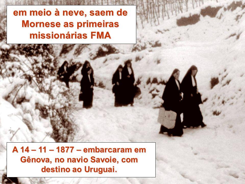 20 Recomendações de Dom Bosco a estes primeiros Missionários Salesianos: Dêem especial atenção aos meninos, aos pobres, aos doentes e aos idosos e atr