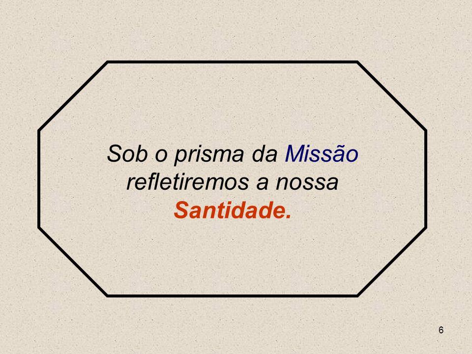 5 MISSÃO