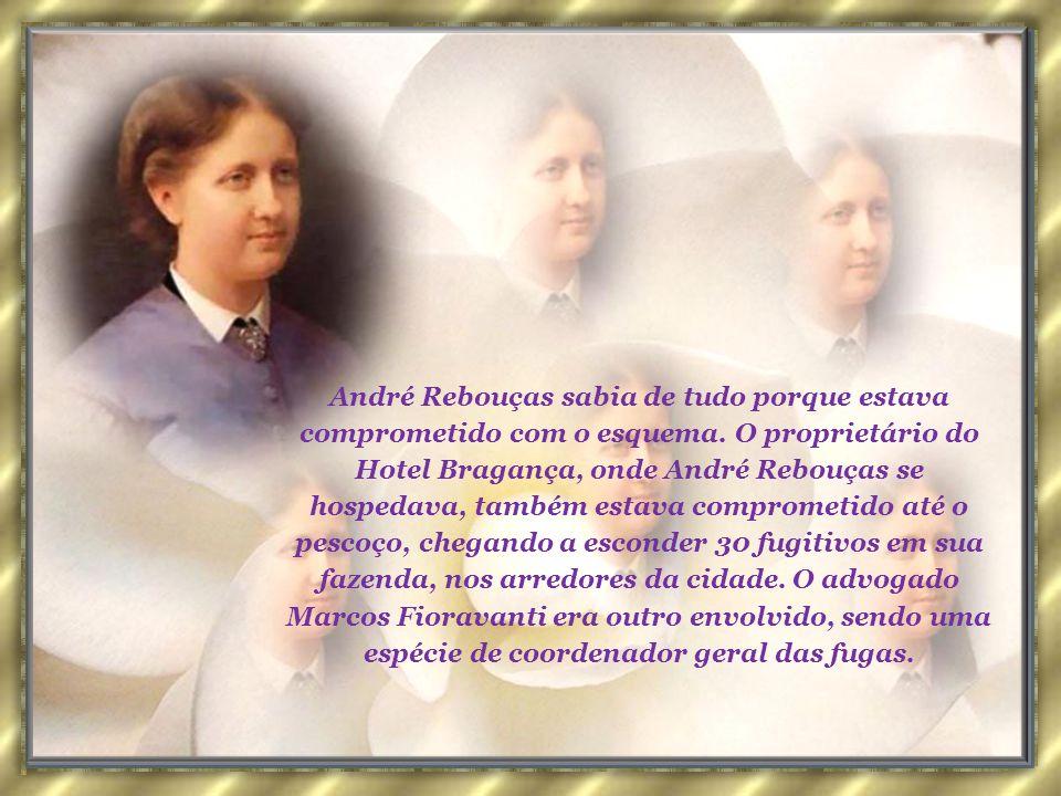 A Princesa Isabel também protegia fugitivos em Petrópolis.