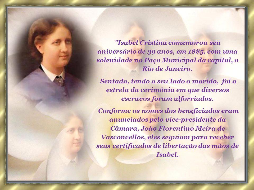 Não faltava ao esquema nem mesmo o apoio de importantes damas da corte, como Madame Avelar e Cecília, condessa da Estrela, companheiras fiéis de Isabe
