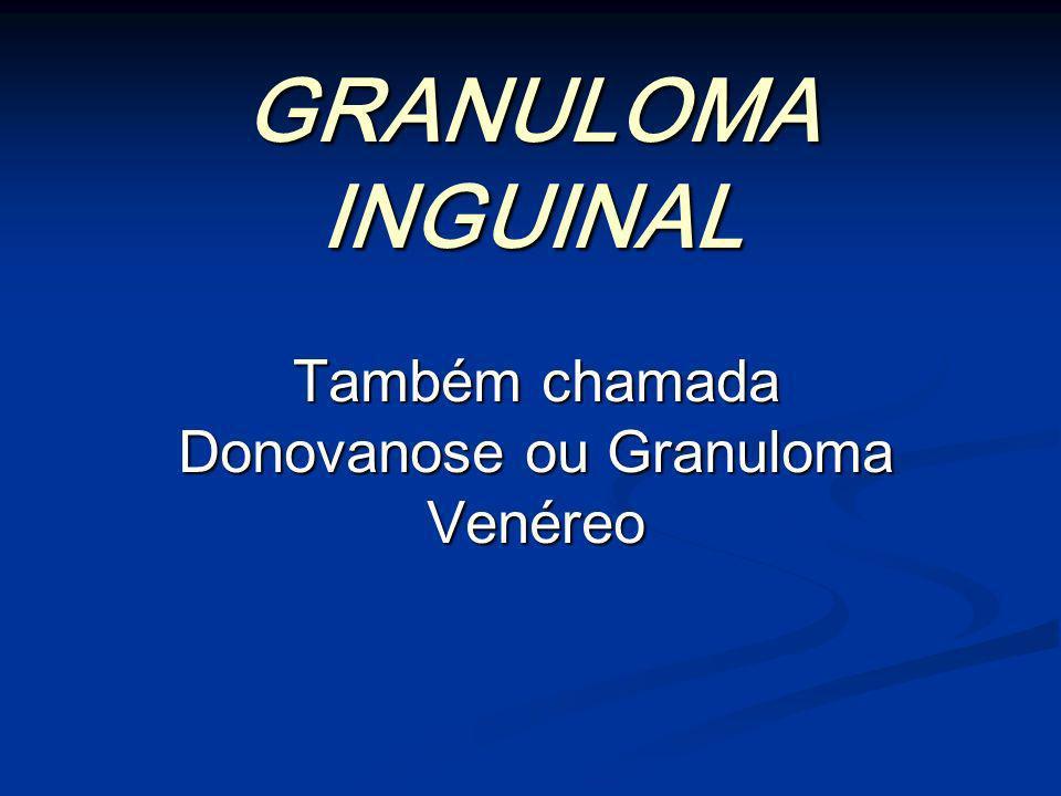 GRANULOMAINGUINAL