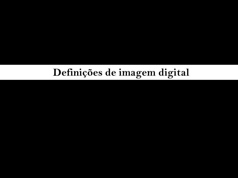 -o termo Imagem Digital refere-se ao processo específico de transformar imagens em dados digitais, -o termo Imagem Eletrônica engloba todas as formas de fotografar, tanto as digitais quanto as analógicas, -outra forma de imagem eletrônica é a gravação de vídeo.