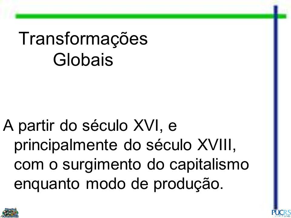 Debate sobre o Meio Ambiente Década de 1980 1987 Relatório da Comissão Mundial sobre Meio Ambiente e Desenvolvimento: Nosso Futuro Comum (Our Common Future) – Relatório Brundtland Divulgação do conceito de Desenvolvimento Sustentável