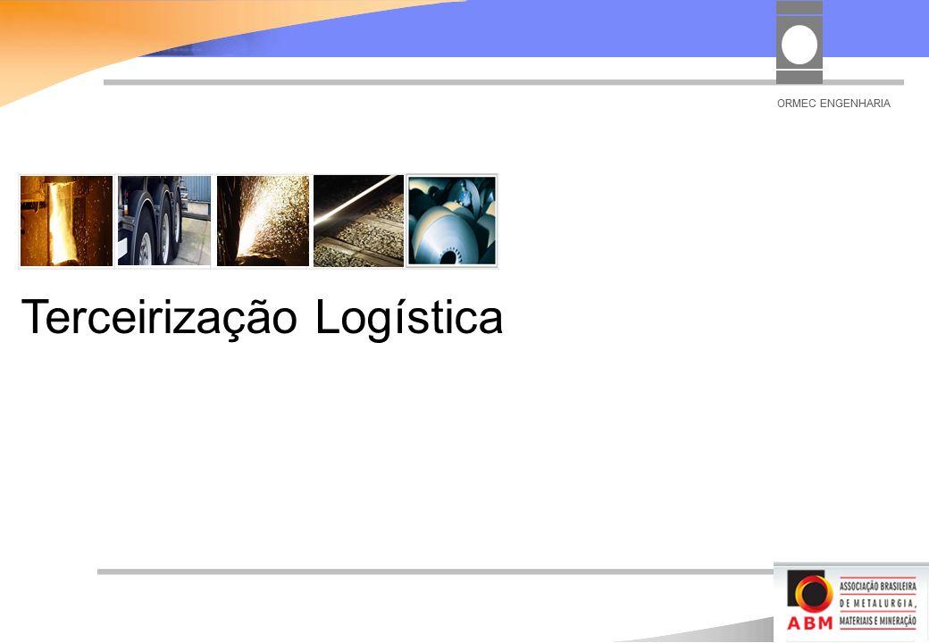 ORMEC ENGENHARIA Terceirização Logística ORMEC ENGENHARIA