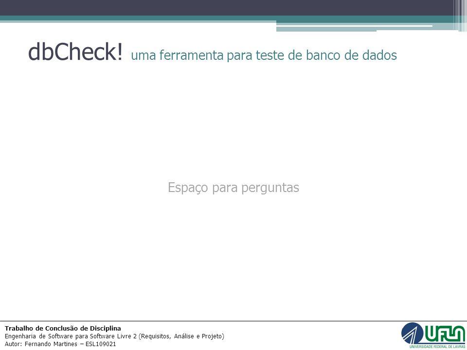 dbCheck.