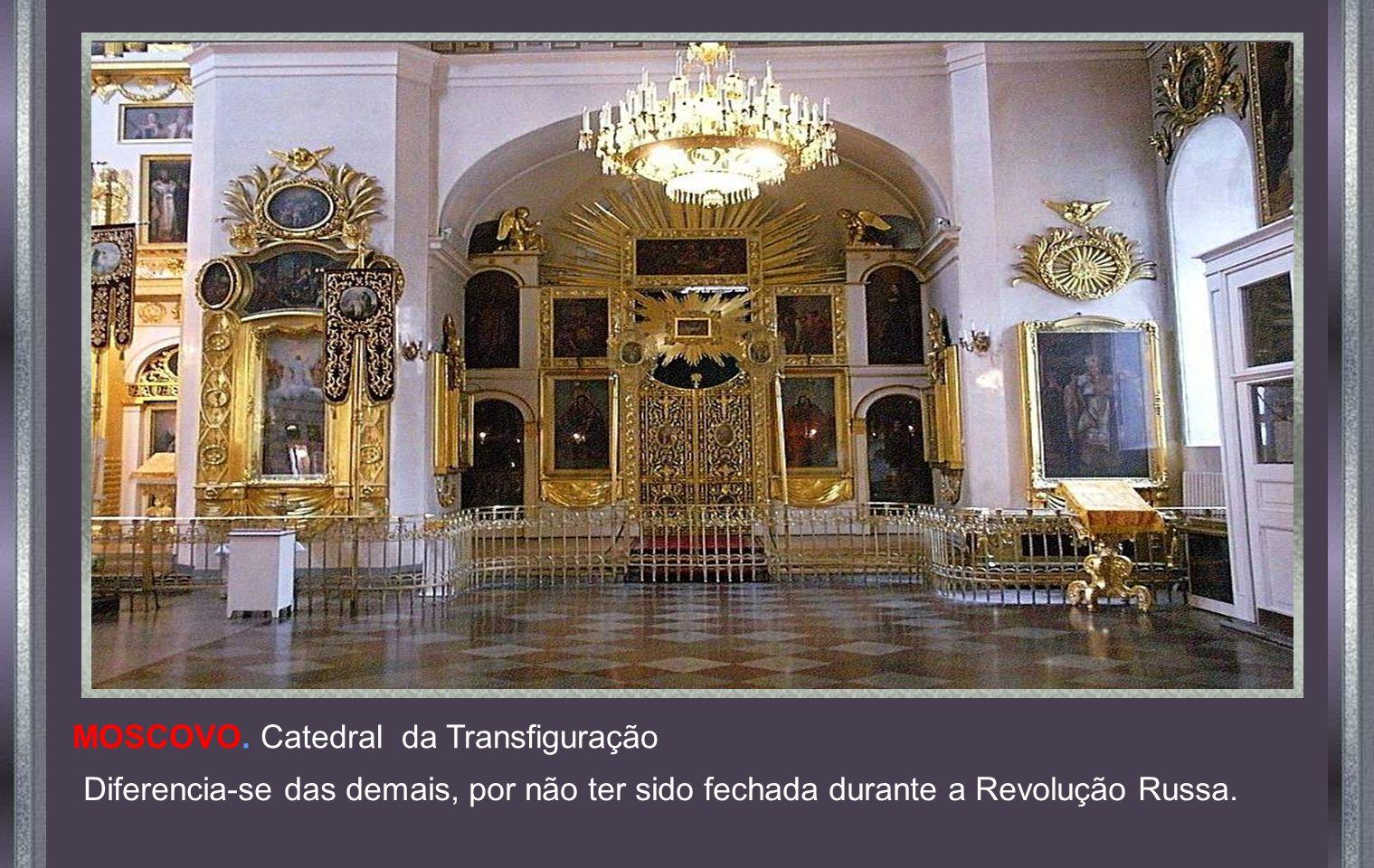 MOSCOVO. Catedral de São Luís
