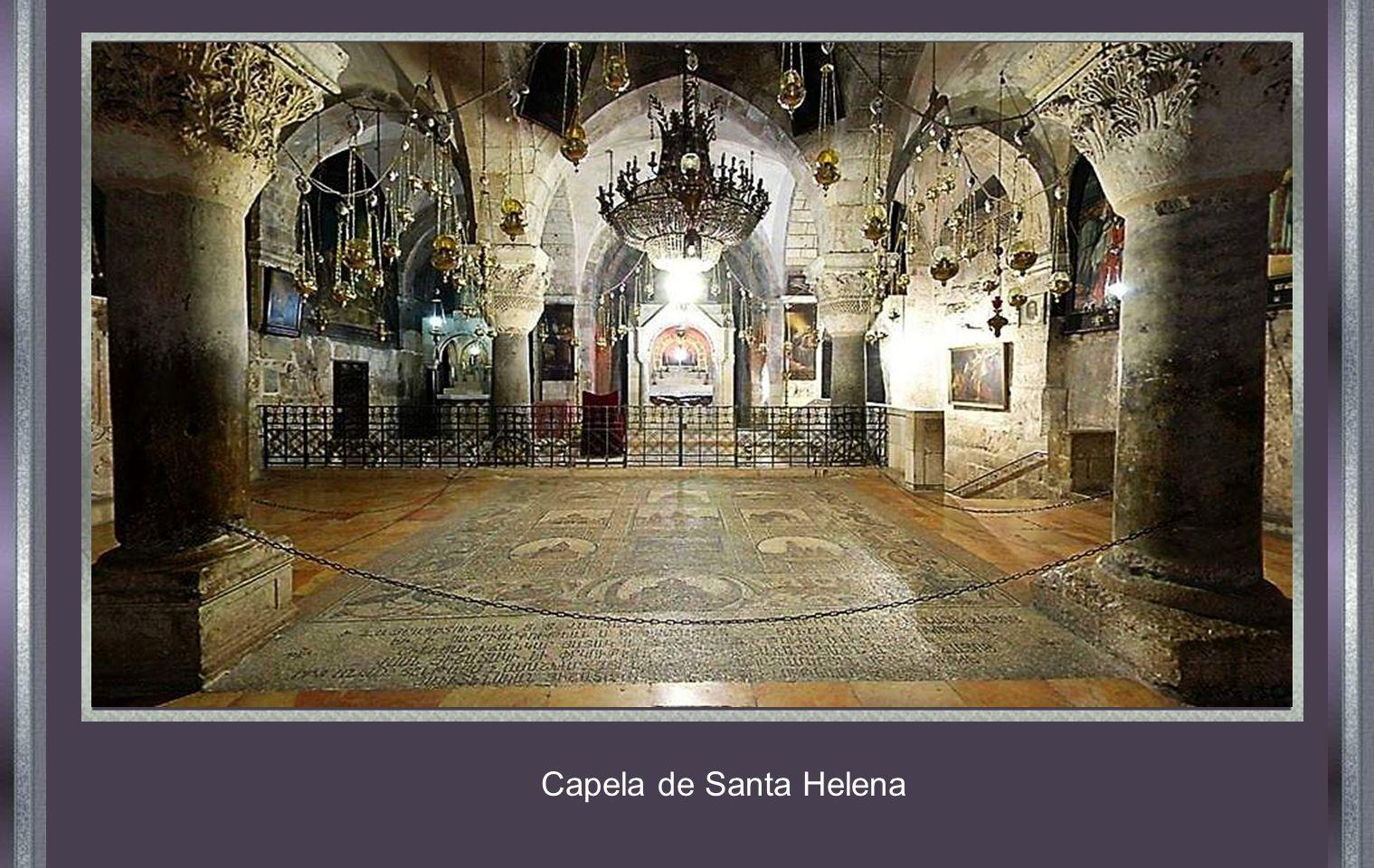 JERUSALÉM Igreja do Santo Sepulcro, a mais venerada do Cristianismo.