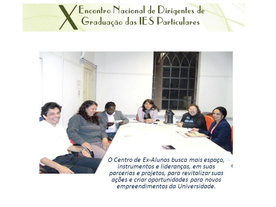 Participantes da 2ª reunião de planejamento do 22º Encontro de Ex-Alunos, maio/2011.