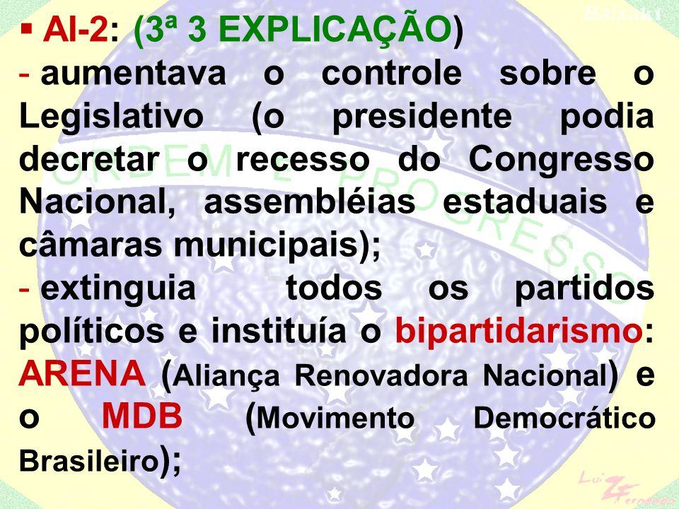 Crescimento da oposição e endurecimento do Regime (Lacerda critica o governo, opositores do regime vencem eleições municipais em 1965 – São Paulo [Far