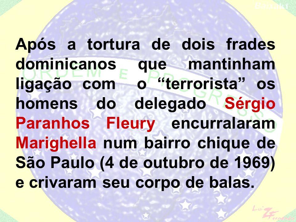 ANL Guerrilha urbana: agia nas grandes capitais, principalmente São Paulo e era liderada por Carlos Marighella, líder da ANL (Aliança Nacional Libertadora): expropriou bancos, tomou a Rádio Nacional em agosto de 19169 e leu um manifesto estimulando a guerrilha urbana de oposição ao regime militar.