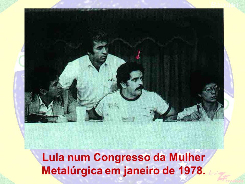 Greve de metalúrgicos no ABC – Luís Inácio da Silva, o Lula; Fim do AI-5.