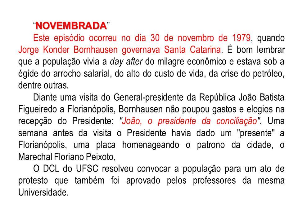 Diminuição do fluxo de capitais estrangeiros para o Brasil...