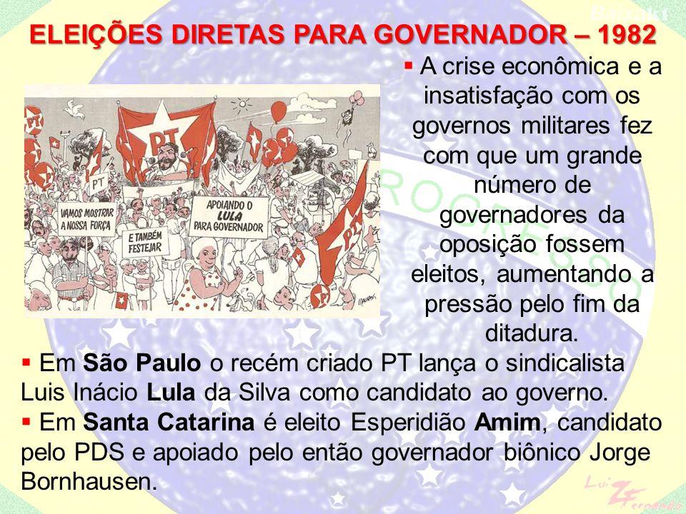 Fundação do Partido dos Trabalhadores (PT) - entrega de registro provisório no TSE em dezembro de 1980.