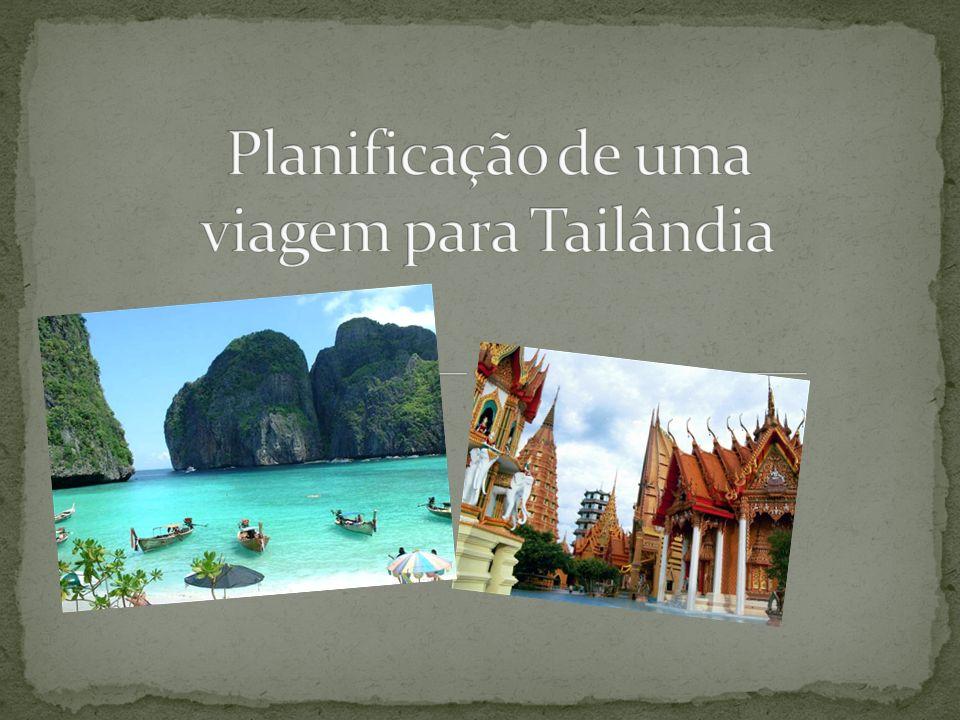 Para viajar para a Tailândia podemos sempre recorrer a várias companhias aéreas, como por exemplo, TAP, Lufthansa, Swiss, entre outras.